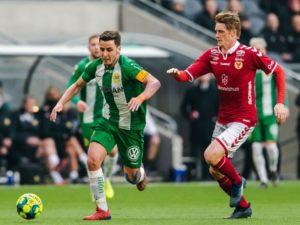 Hammarby vs Ostersunds