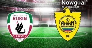 Rubin Kazan vs Anzhi