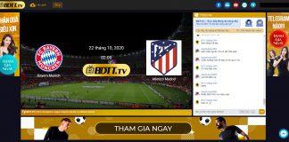 Trực tiếp bóng đá K+ cho phái mạnh BDTT.tv